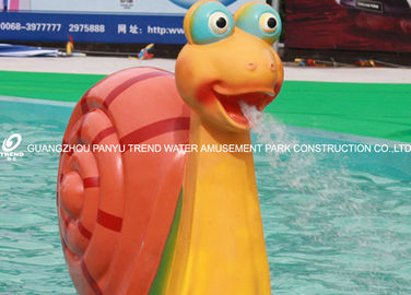 Air Snail Aqua Mainkan Semprotkan air Playground Equipment Untuk Anak-Anak Taman Hiburan