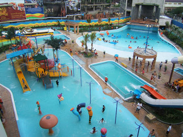 Peralatan Indoor Waterpark Indonesia Medan Waterpark proyek Adventruous